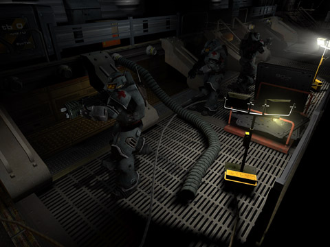 Alien Swarm: Infested - screenshot 1