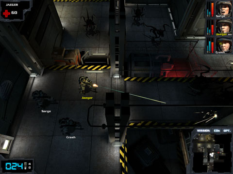 Alien Swarm: Infested - screenshot 2