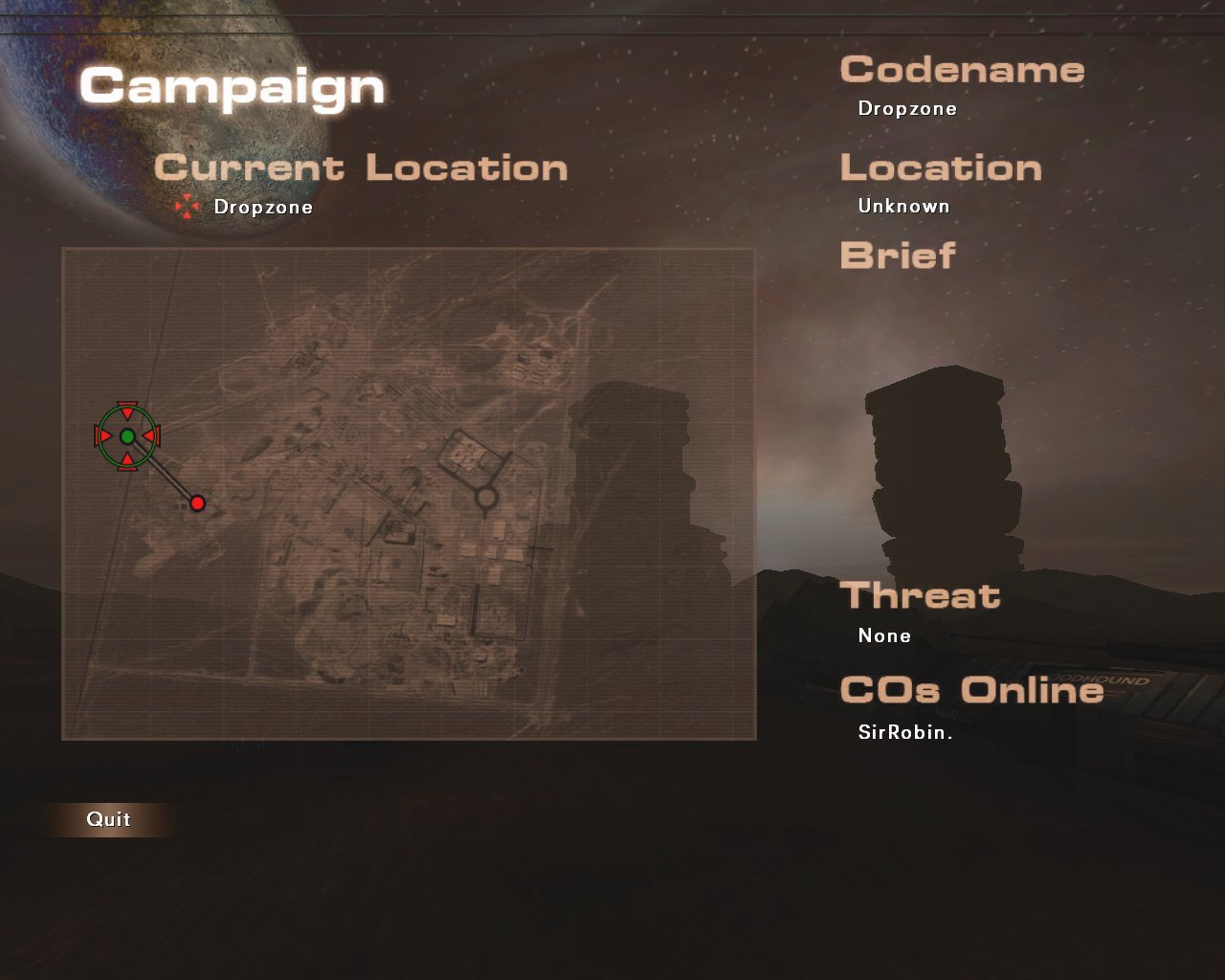 Alien Swarm - Telic Campaign Screenshot